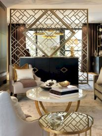 Astonishing partition design ideas for living room 31