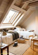 Charming bedroom design ideas in the attic 05
