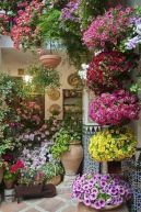 Charming flower beds ideas for shady yards 11
