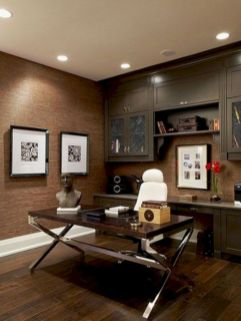 Classy home office designs ideas 01