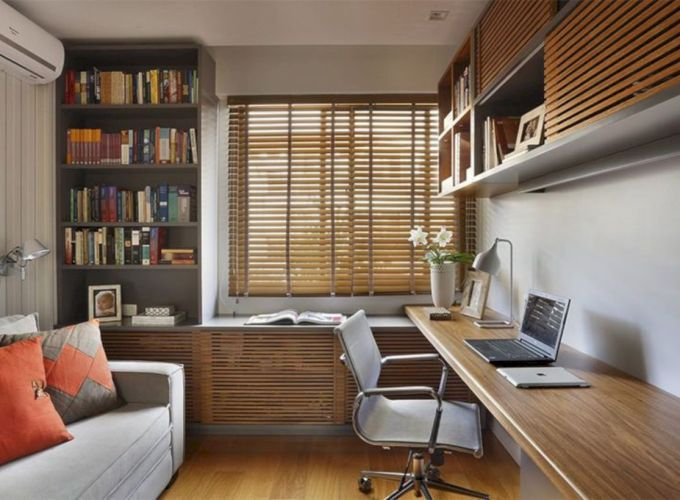 Classy home office designs ideas 02