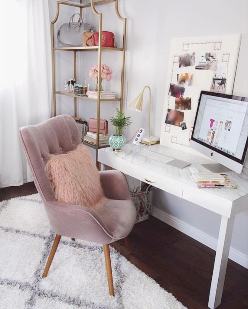 Classy home office designs ideas 06