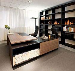 Classy home office designs ideas 11
