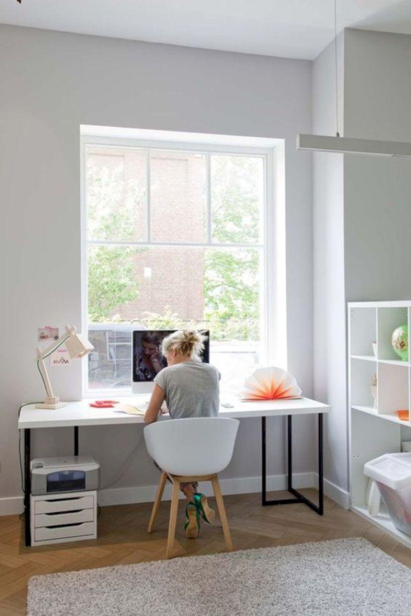 Classy home office designs ideas 21