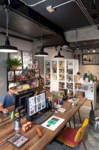 Classy home office designs ideas 32