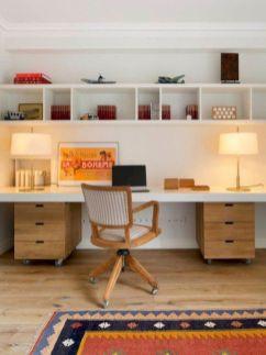 Classy home office designs ideas 49