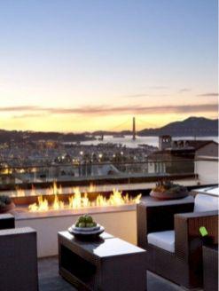 Delightful balcony designs ideas with killer views 07