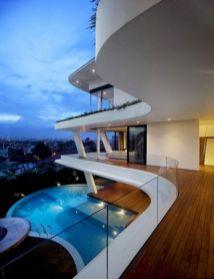 Delightful balcony designs ideas with killer views 09