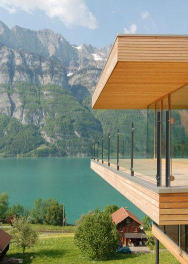 Delightful balcony designs ideas with killer views 15