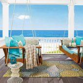 Delightful balcony designs ideas with killer views 26