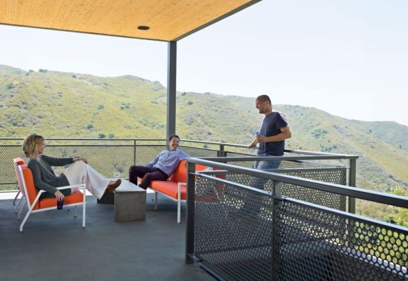 Delightful balcony designs ideas with killer views 28