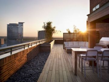 Delightful balcony designs ideas with killer views 32