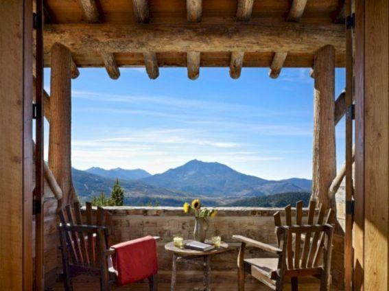 Delightful balcony designs ideas with killer views 39
