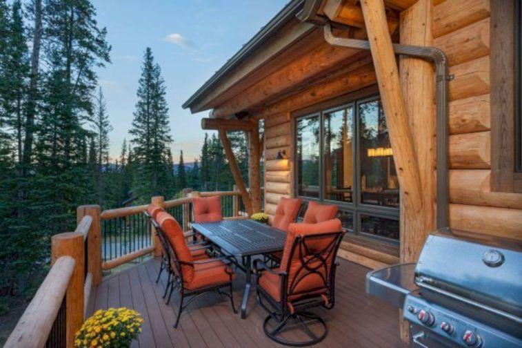 Delightful balcony designs ideas with killer views 42