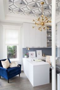 Fabulous statement ceiling ideas for home 08