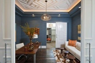 Fabulous statement ceiling ideas for home 12