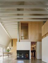 Fabulous statement ceiling ideas for home 15
