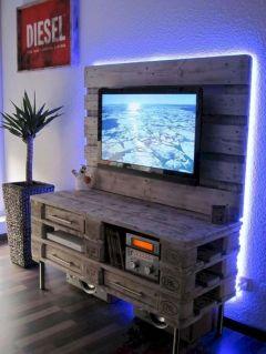 Graceful pallet furniture ideas 06