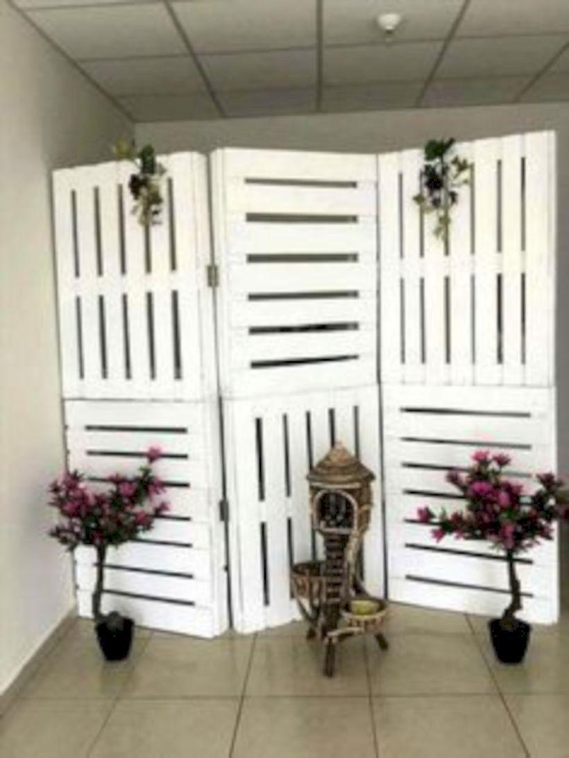 Graceful pallet furniture ideas 09