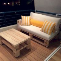 50 Graceful Pallet Furniture Ideas