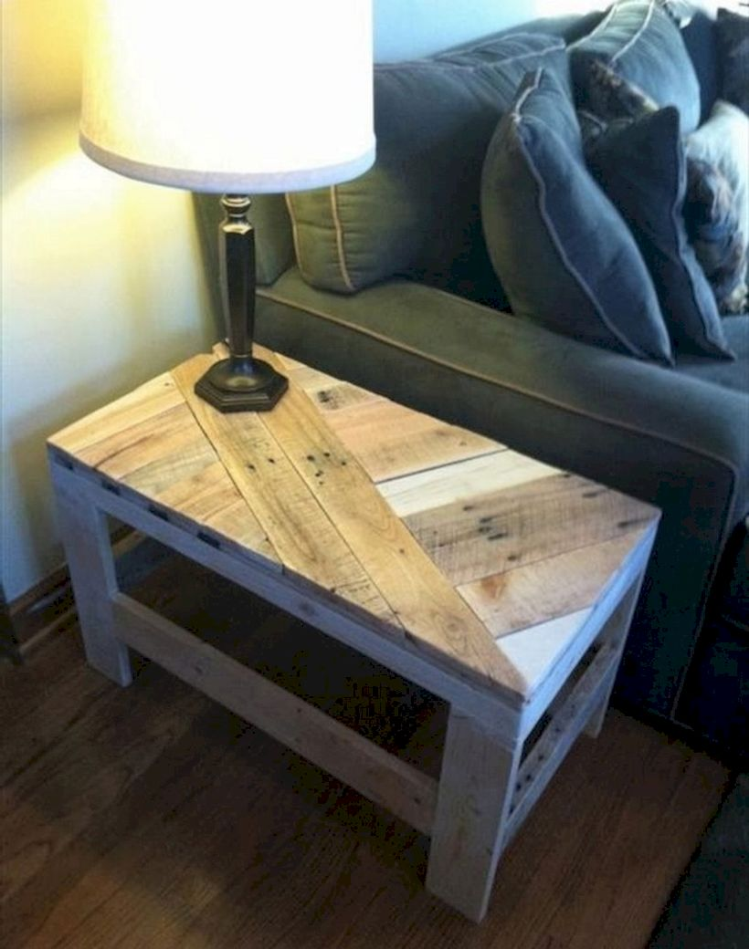 Graceful pallet furniture ideas 38