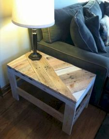 Graceful pallet furniture ideas 38