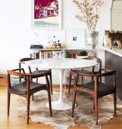 Lovely dining room tiles design ideas 02