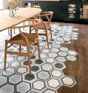 Lovely dining room tiles design ideas 15