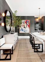 Lovely dining room tiles design ideas 17