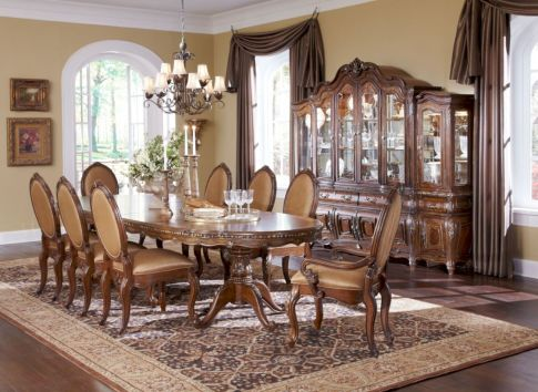 Lovely dining room tiles design ideas 21