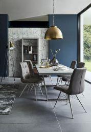 Lovely dining room tiles design ideas 28