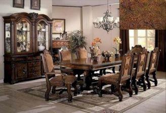 Lovely dining room tiles design ideas 32