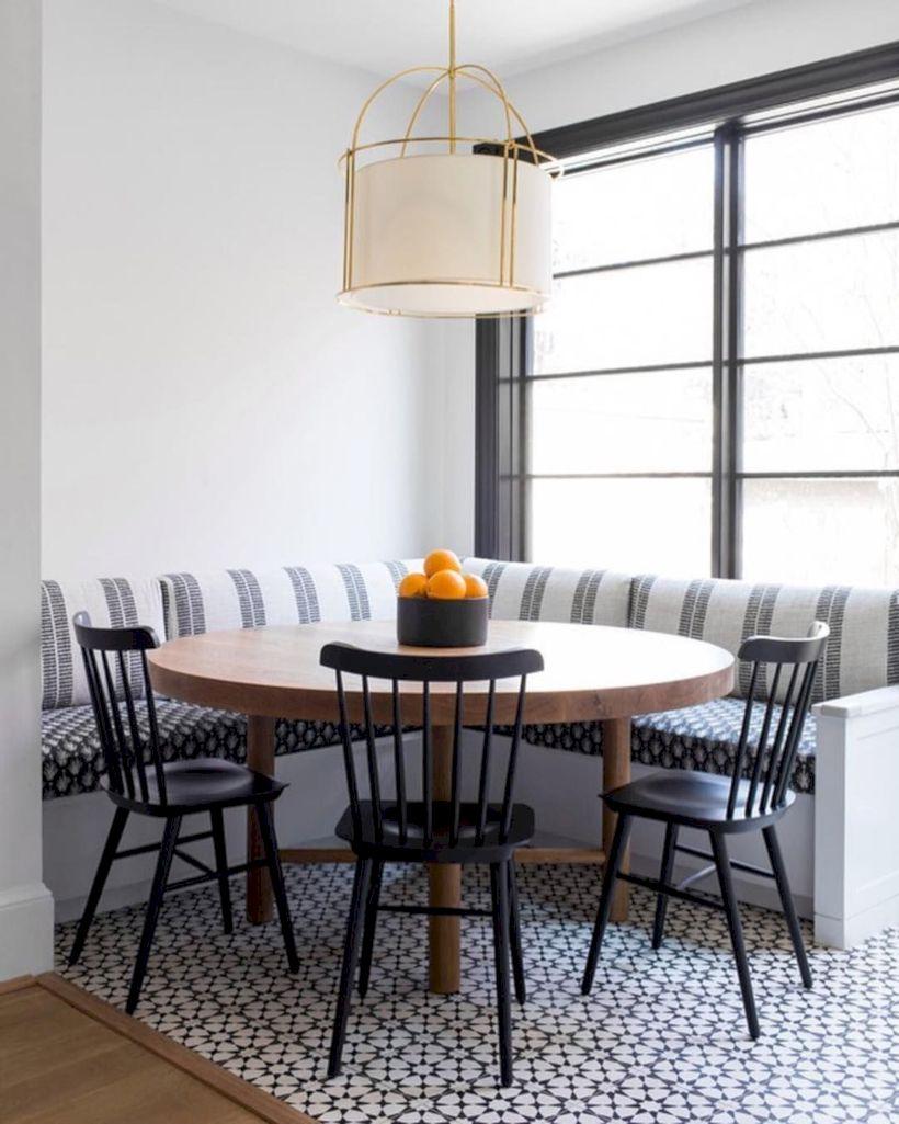 Lovely dining room tiles design ideas 39