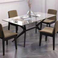 Lovely dining room tiles design ideas 43