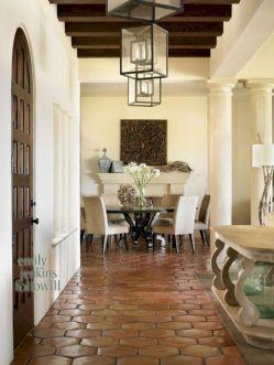 Lovely dining room tiles design ideas 44