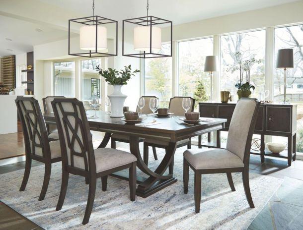Lovely dining room tiles design ideas 50