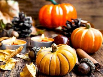 Modern diy thanksgiving decorations ideas for home 31