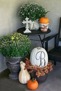 Modern diy thanksgiving decorations ideas for home 37