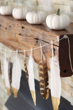 Modern diy thanksgiving decorations ideas for home 39