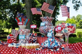 Newest 4th of july table decorations ideas 02