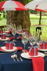 Newest 4th of july table decorations ideas 10