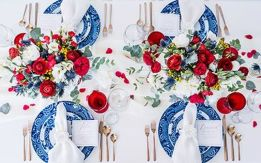 Newest 4th of july table decorations ideas 23