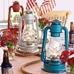 Newest 4th of july table decorations ideas 31