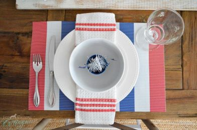 Newest 4th of july table decorations ideas 36