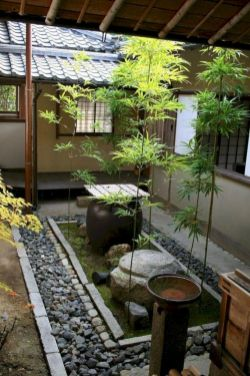 Outstanding japanese garden designs ideas for small space 10