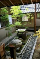 Outstanding japanese garden designs ideas for small space 21