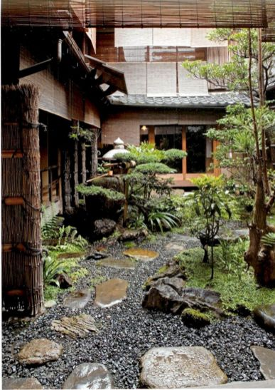 Outstanding japanese garden designs ideas for small space 39