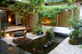 Outstanding japanese garden designs ideas for small space 50