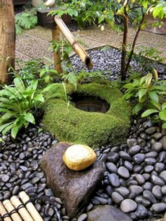 Outstanding japanese garden designs ideas for small space 53