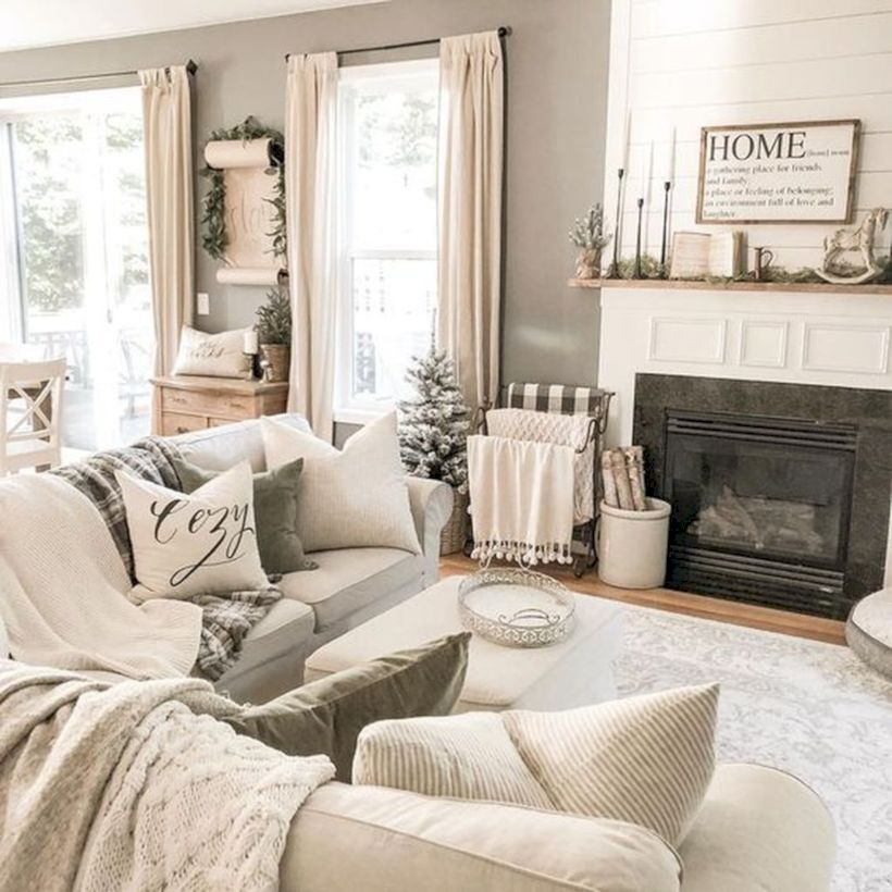 Simple living room designs ideas 15